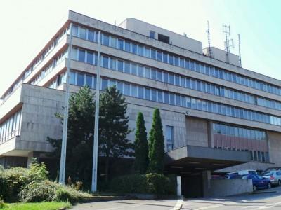 Policejní prezidium Holešovice - Praha