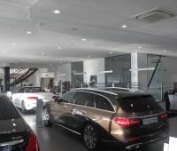Autosalon Mercedes Benz Litvínovice
