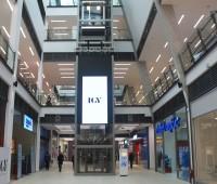 Obchodní centrum IGY I,II České Budějovice