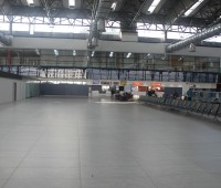 Terminal 2, Vaclav Havel Airport Prague