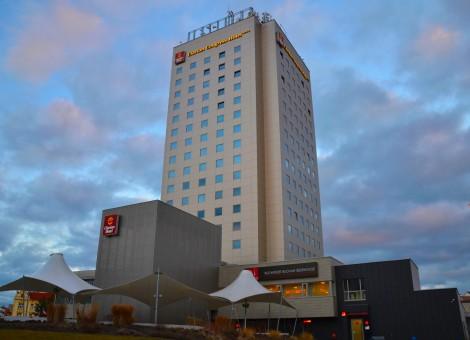 Hotel Clarion Č.Budějovice