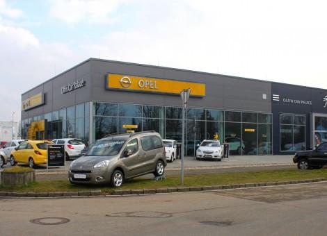 Autosalon Peugeot Hradec Králové