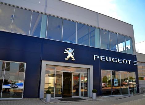 Autosalon Peugeot Kladno