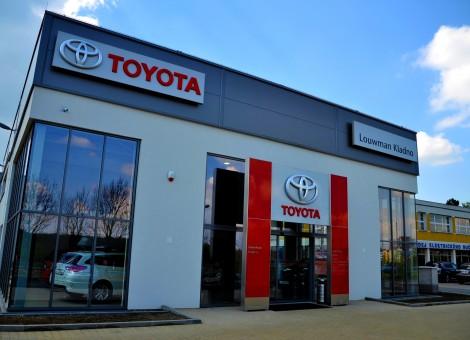 Autosalon Toyota Louwmann Kladno