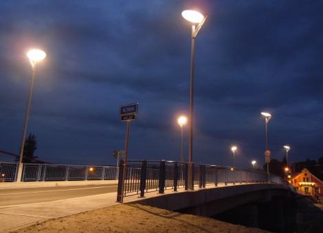 Hluboká nad Vltavou – most