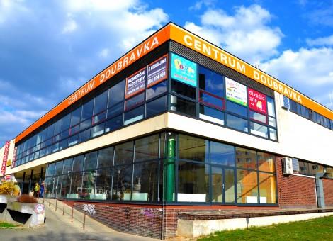 Obchodní dům Doubravka Plzeň