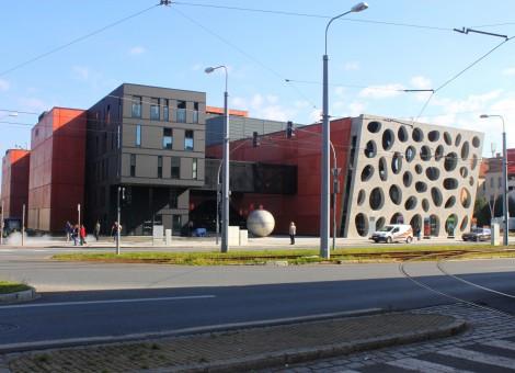 Divadlo J.K. Tyla - Plzeň