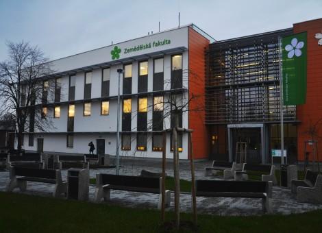 Jihočeská univerzita - Zemědělská fakulta České Budějovice