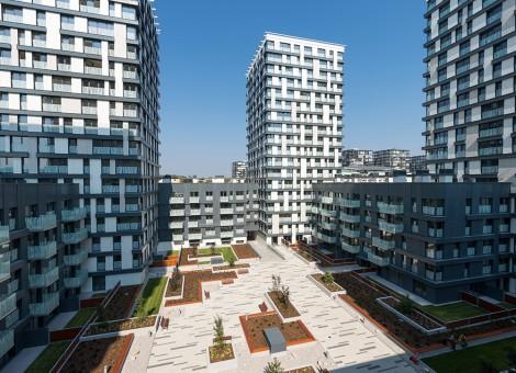 Residence Garden Towers - Praha Žižkov