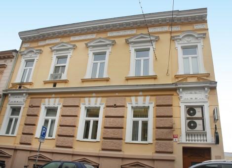 Čekárna zubní ordinace České Budějovice