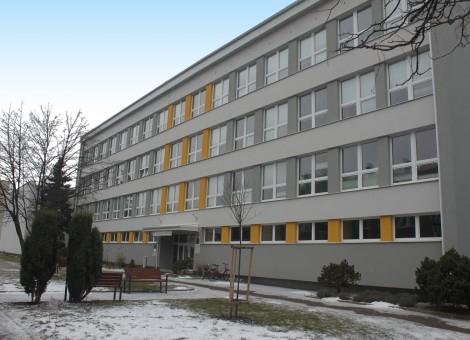 SPŠ Nerudova České Budějovice